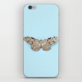 White Witch Moth iPhone Skin