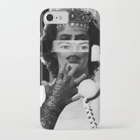 rocky horror iPhone & iPod Cases featuring Rocky Horror Queen by Marko Köppe