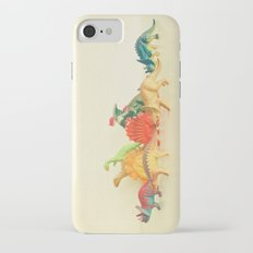 Walking With Dinosaurs iPhone 7 Slim Case
