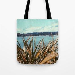 Flax Tote Bag