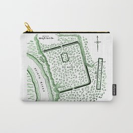 Earthworks at Cedar Bank Carry-All Pouch
