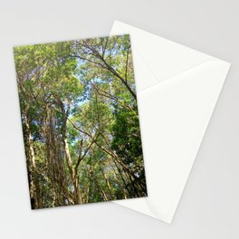 Trees in the Wild Stationery Cards