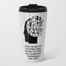 George Orwell - 1984 - Mind Control Travel Mug