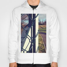 Though the Fence Hoody
