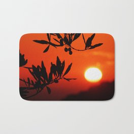 Italian Sunset Bath Mat