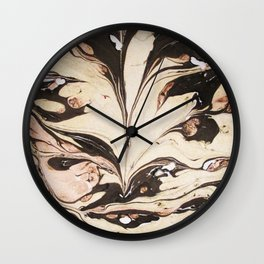And All That's Best of Dark and Bright Wall Clock