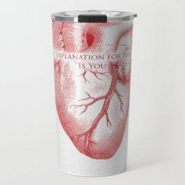 Scientific Anomaly Travel Mug