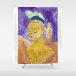 FETISH Shower Curtain