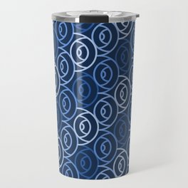 Op Art 142 Travel Mug