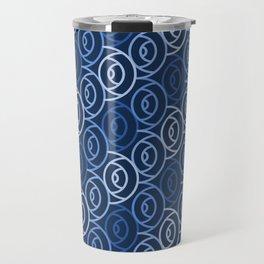 Op Art 142 Travel Mug