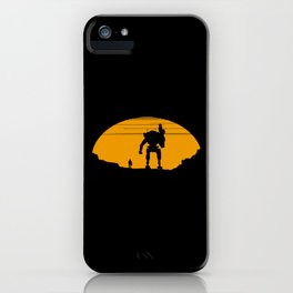Tinfall iPhone Case