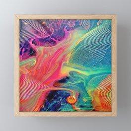 _WATERCOLOR Framed Mini Art Print