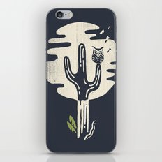 Midnight Song iPhone & iPod Skin