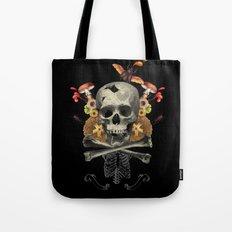 Hard Skull Tote Bag