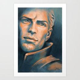 Alistair Art Print