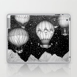 Night Flight Laptop & iPad Skin