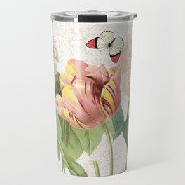 tulips Dalia Travel Mug