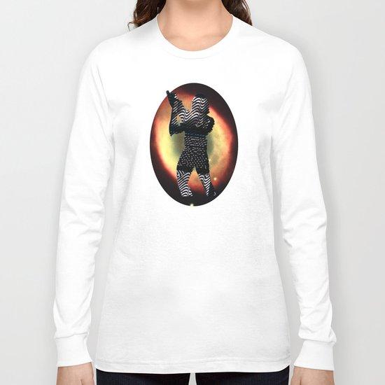 Cut StarWars - Space Streifenhörnchen Supernova Long Sleeve T-shirt