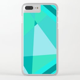 Missing Link Clear iPhone Case