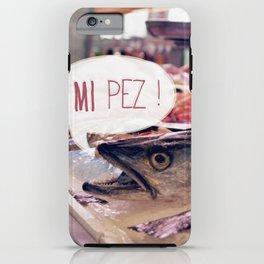 · Mi Pez · iPhone Case