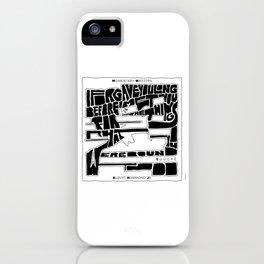 Albert Hammond Jr. iPhone Case