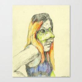 Amalgam I Canvas Print