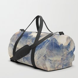 Tulle Mountains Duffle Bag