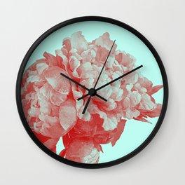 poppie art Wall Clock
