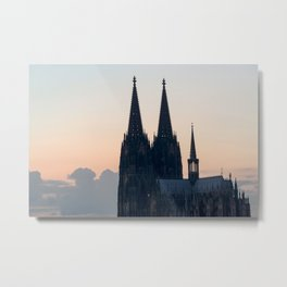 COLOGNE 18 Metal Print