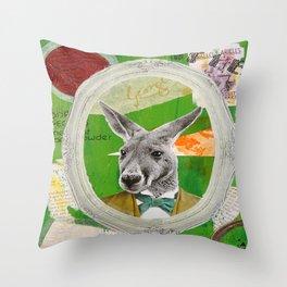 Giles 'Jocko' Keyton Throw Pillow