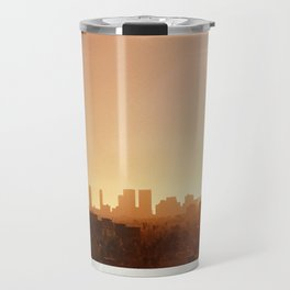 LA City Tetris Travel Mug