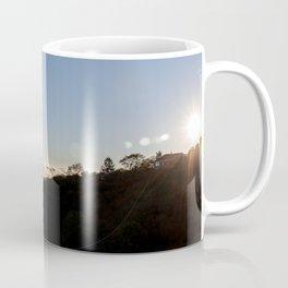 Cloudy landscape Coffee Mug