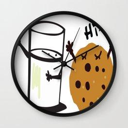 Hi-Hi Wall Clock