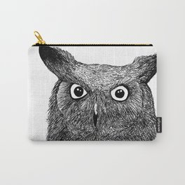 The Eyes of Wisdom Carry-All Pouch
