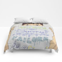 Positive about Ambiguity Comforters