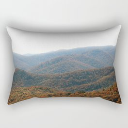 Bad Fork Valley No 1 Rectangular Pillow