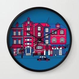 London Facade Wall Clock