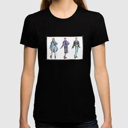 Jodie, Nancy, and Charlotte T-shirt