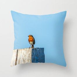 Stumped. Throw Pillow
