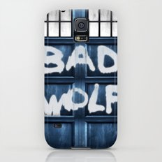 DOCTOR WHO SERIES / BAD WOLF Slim Case Galaxy S5