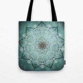 Mystic Mandala Tote Bag