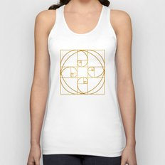 Golden Sprout Unisex Tank Top