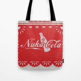 An Ice Cold Nuka Cola - Fallout Universe Tote Bag