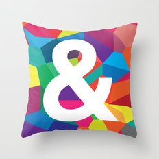 And Throw Pillow