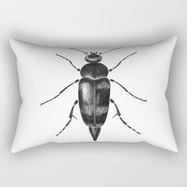 Beetle 16 Rectangular Pillow