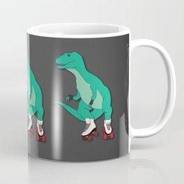 Tyrollersaurus Rex Coffee Mug