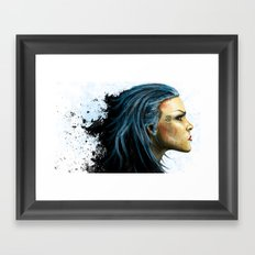 In Need of Repair Framed Art Print