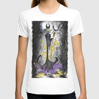 maleficent T-shirts featuring Maleficent  by Jena Sinclair