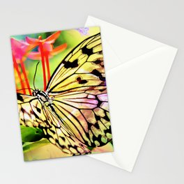 A Butterflies Luck Stationery Cards