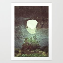 Tunnel Arch, Arches National Park, UT  Art Print